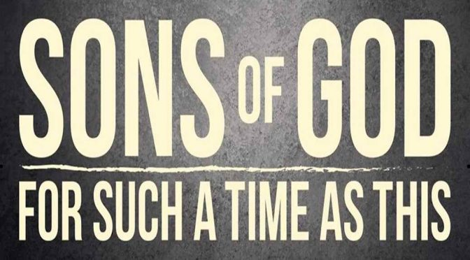 Reigning As Sons Of God!!