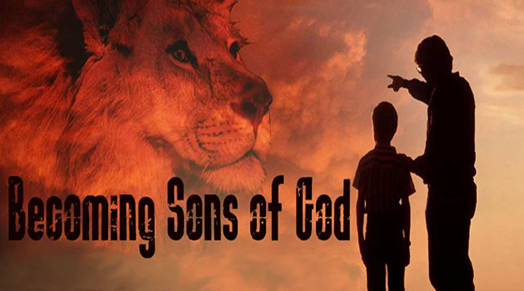 The revelation of the sons of God