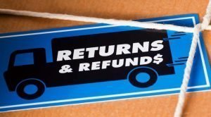 The return and refunds policy of ASR Martins Publishing