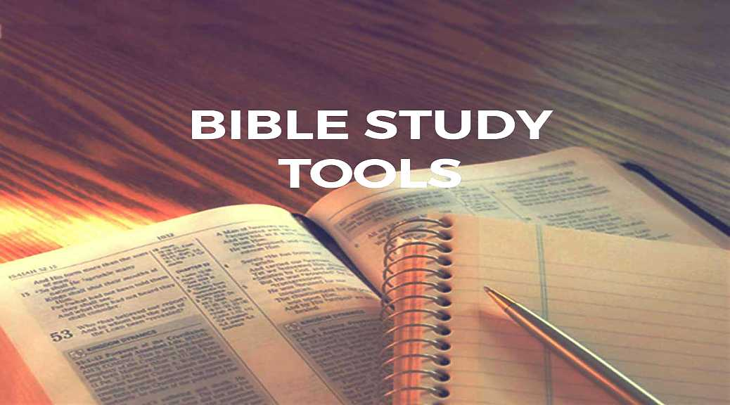 This post and image is an attempt to give people better information on good Bible study tool