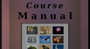 This image is about the ASR Martins dreams and visions interpretation course manual