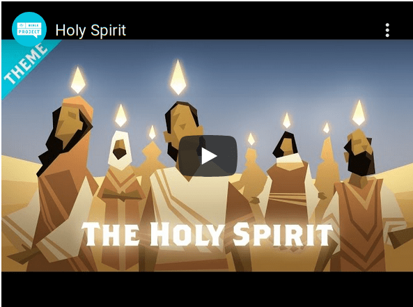 The Holy Spirit YouTube video