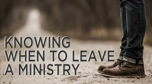Pastors are leaving the institutional church for many reasons.