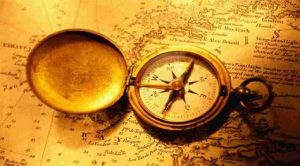 ASR Martins Home page image about prophets like compasses in a dark world.