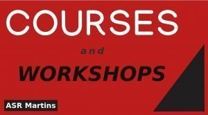 ASR Martins Courses and Workshops image