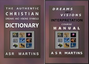 ASR Martins 6 in 1 Combo-deal of the Christian Dreams Symbols Dictionary