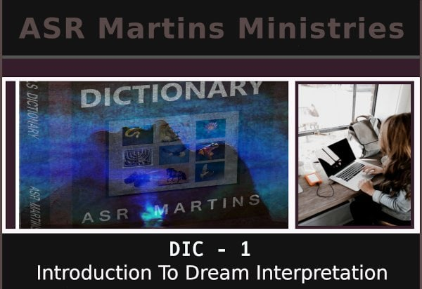 Dream Interpretation Courses