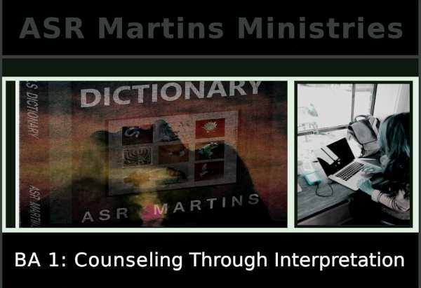 Dream Interpretation Counseling Course